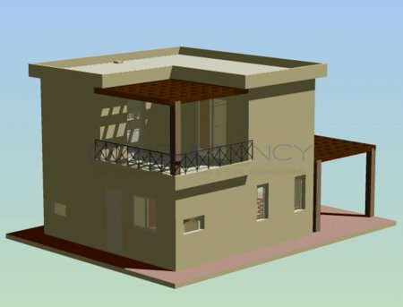 Consaltancy main » 2 storied building residence in paradisi