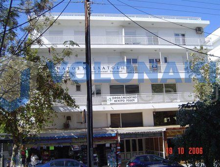 Development main » Office in shopping center in Rhodes town