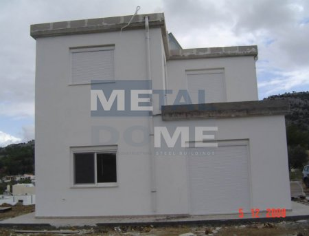 Metaldome main » Residence in Pilona Rhodes 120 sq.m