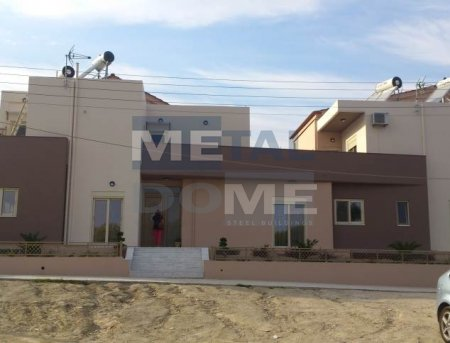 Metaldome main » Residential Complex